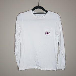 Vineyard Vines Shirts - Vineyard Vines Long Sleeve Tee Baltimore Ravens 98